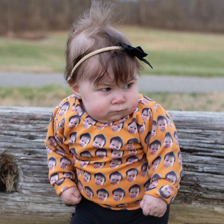 總是「一臉氣噗噗」的寶寶 厭世到媽媽求救但網友全融化❤
