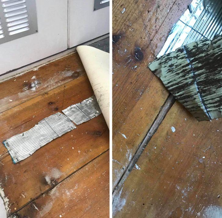17個搬新家驚喜 在天花板找到「時空旅人存在」的證據
