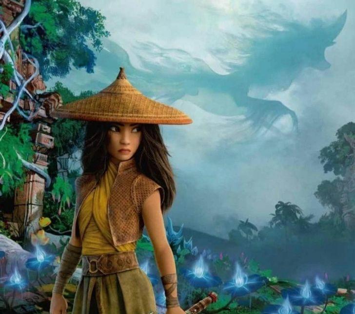 迪士尼公主「進化史」反映時代!2021年「最新公主」曝光:東方女戰士