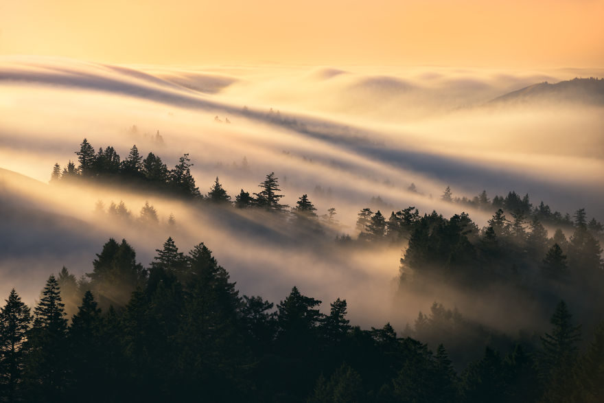 攝影師Marcin Zajac加州日出