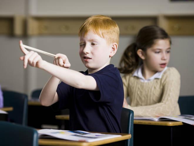 票選「最調皮小朋友」英文名 老師公認:叫Jack真的很難教!