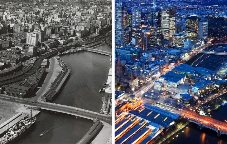 20張「時間改變世界」的證據 「還是小鎮的香港」超不習慣!