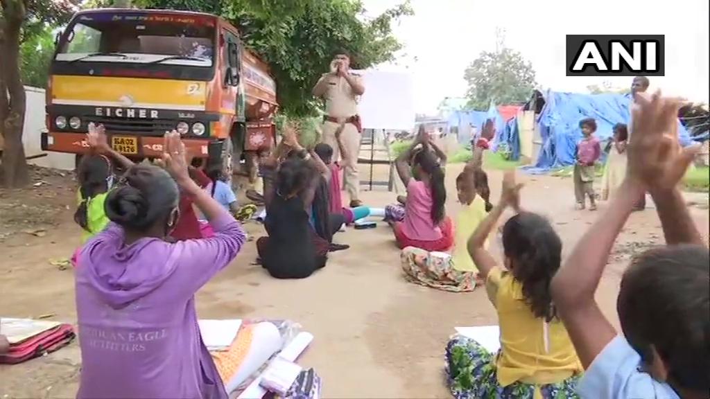 警察趁上班前「教偏鄉童讀書」 工作太忙還「找人代課」被讚爆!