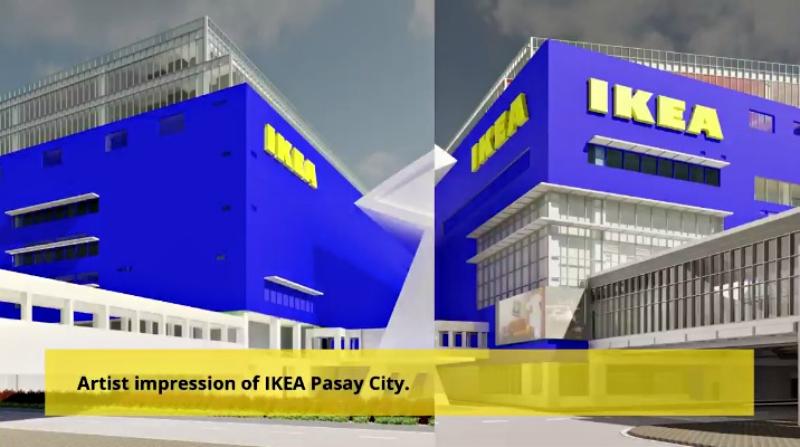 「世界最大IKEA」在亞洲 面積超過150座籃球場...明年開幕!
