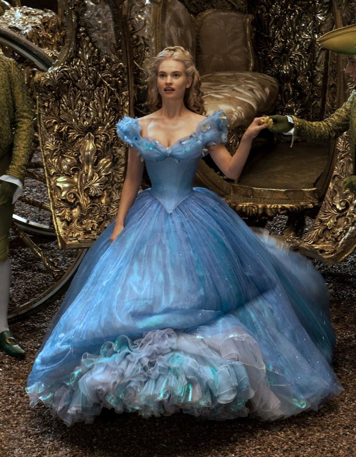 11個「真人版迪士尼公主」女演員 她「拒演灰姑娘」卻變另一個公主!