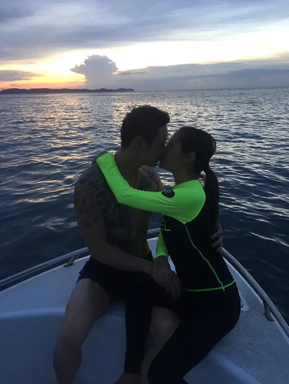 先擁抱親吻...孕婦下秒「被老公推下懸崖」!婆婆:不准報警
