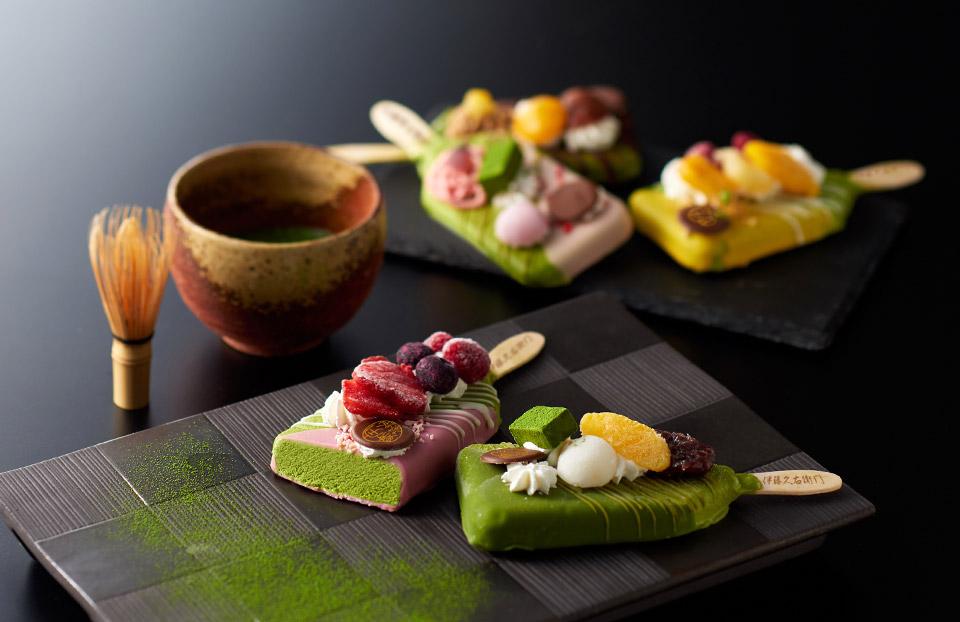 網爆紅「全日本最漂亮冰棒」 最強「抹茶公司出品」就是品質保證