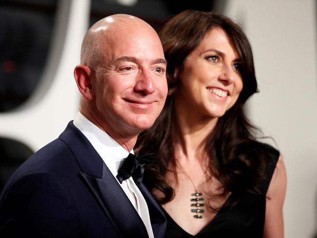 全球「第一女首富」誕生!她靠「贍養費」飆上榜首...身價2兆