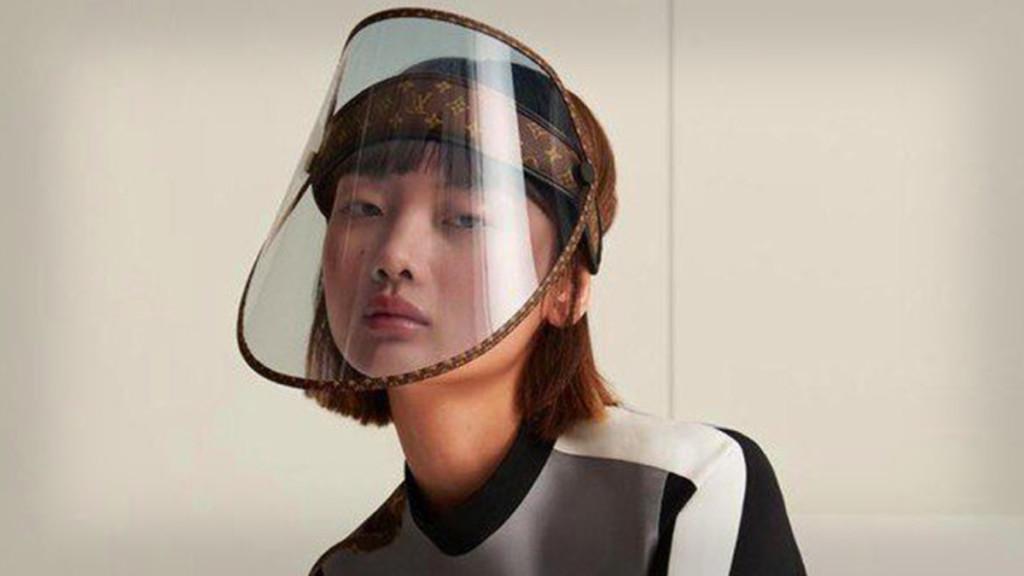 LV推出「超奢華面罩」還能兩用 網看價格...竟然猶豫了!