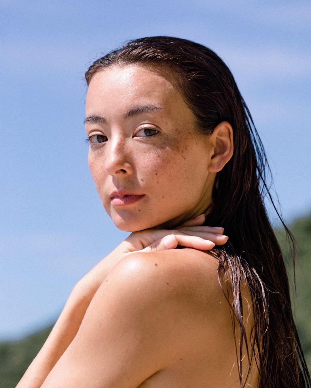 15位讓你「光看照片就暈船」的混血美女 「澳+菲」獲得仙女一枚!