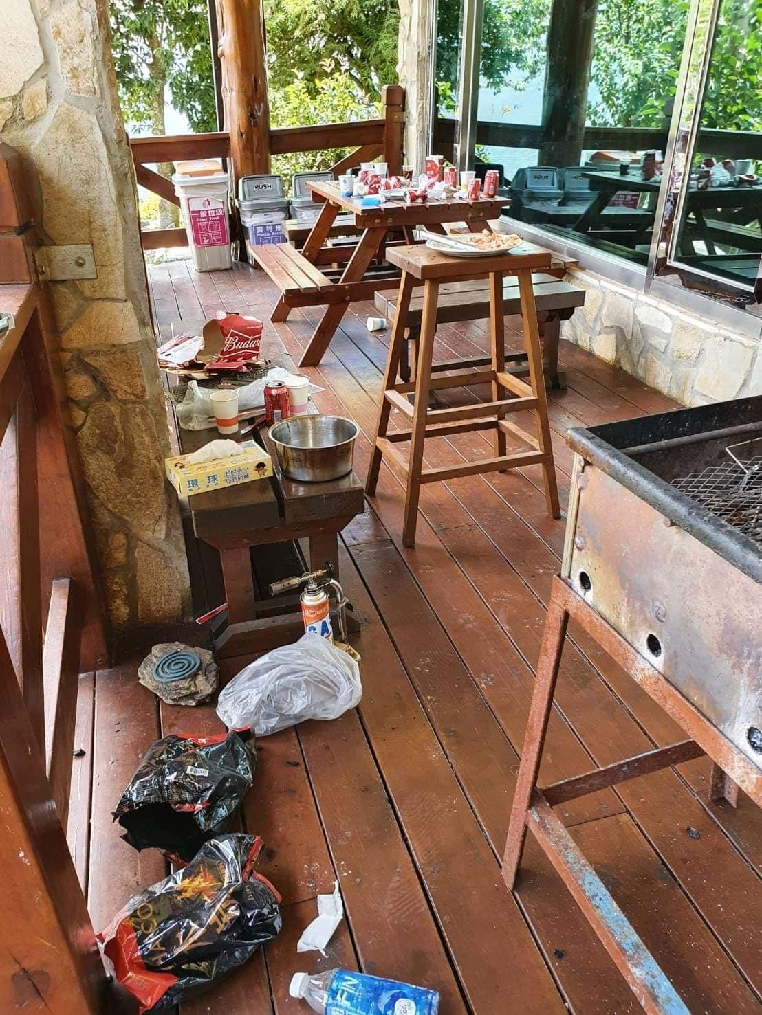 奧客「亂噴滅火器、破壞傢俱」人間蒸發 業者心累:台灣人素質