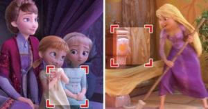 11個「很多影迷都沒發現」動畫細節 冰雪奇緣「白髮」有彩蛋