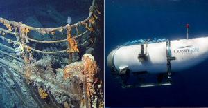 現在就學潛水!鐵達尼號「海中殘骸」首度開放參觀 但幽閉恐懼就NG了