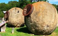 發財神器!深山挖出「19世紀巨球」 當年想擠進上流全靠它