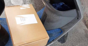 包裹放車上「差點被阿伯當回收」 理由氣炸!