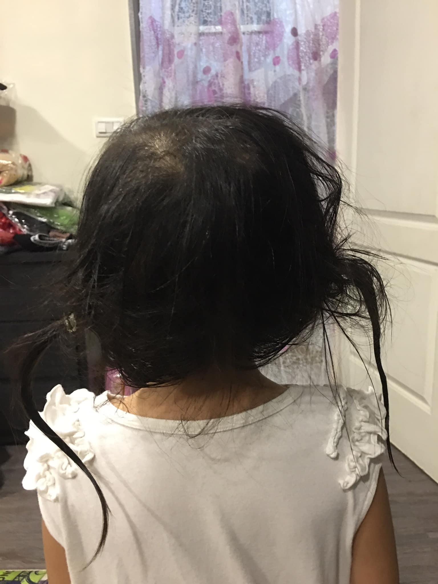 老公「幫女兒洗頭」 她驗收「成果」崩潰:連橡皮筋都沒拆!
