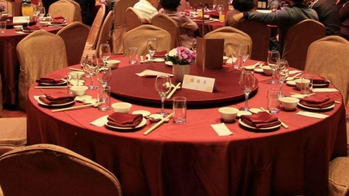 喜宴驚見「忍者阿嬤」菜一上桌秒打包 紅蟳米糕「剩櫻花蝦」
