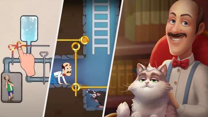 你一定看過...「超煩遊戲廣告」被禁 再也不用被迫救老頭