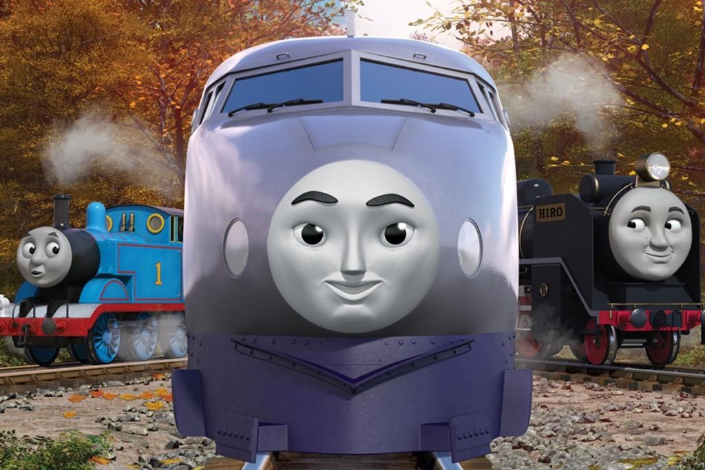 2021上映「湯瑪士新幹線」 網友全讚爆:是顏質擔當