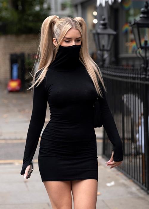 品牌推「連身口罩裝」連名模都勸敗...「龐克刺客裝」更帥!