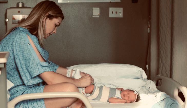 老公罵「生孩子不准叫」 勇敢媽瞬間心冷:我值得更好的