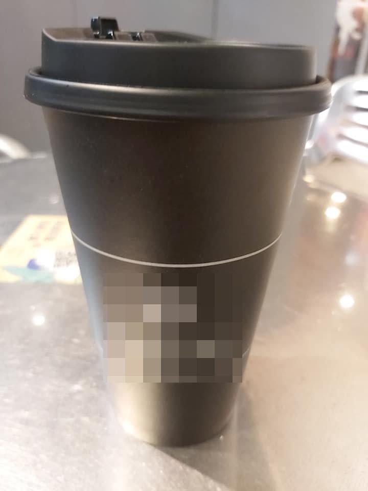 咖啡喝完驚見「嚼過口香糖」 看監視器曝光超噁真相!