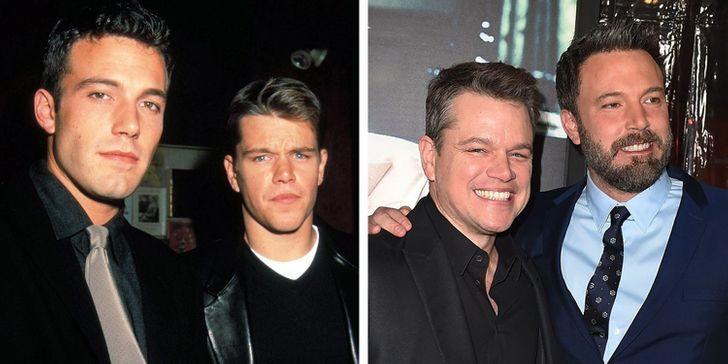 好萊塢10年好友
