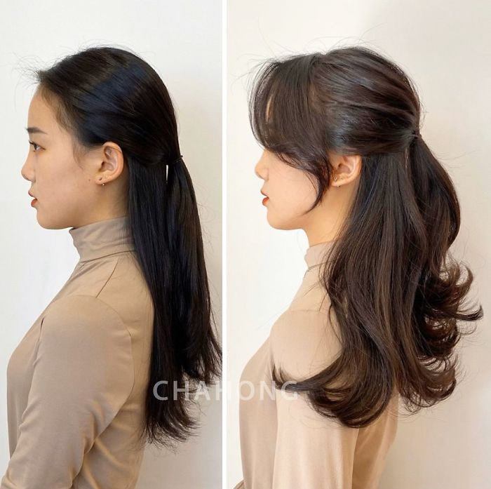髮型師用30張照片證明「髮型能改變生命」 蓬鬆度是關鍵!