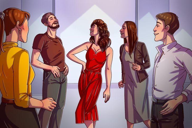 11個「社交達人偷偷用」的心理學技巧...肢體語言就是關鍵!