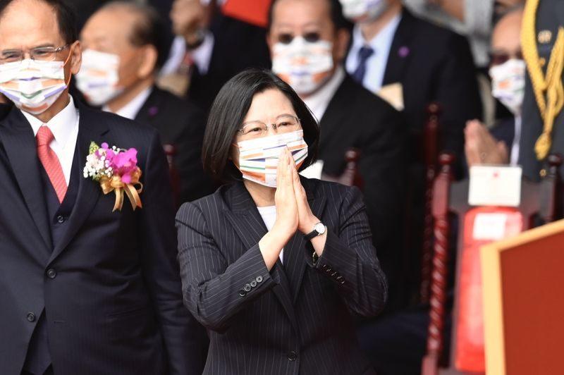 印度中國大使館插滿「華國國旗」!彭博:越說「台灣不是國家」世界越認為是