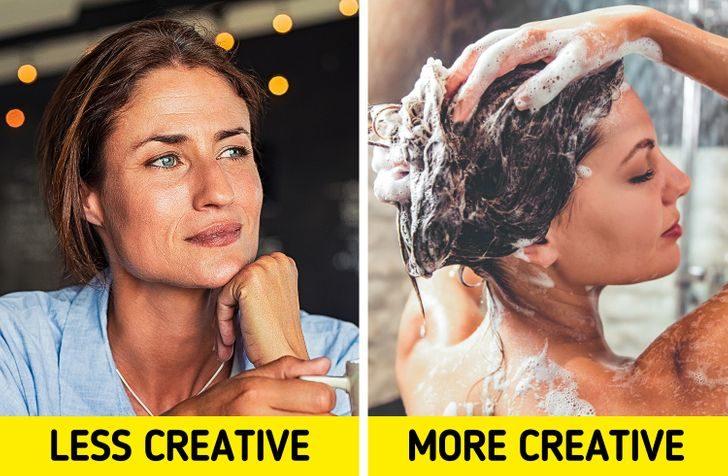 為何「洗澡時」能想到好點子? 其實分心讓你創造力更強