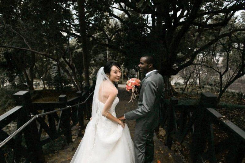 旅行遇真愛!台灣正妹「遠嫁非洲」女兒超可愛 她大讚丈夫:友善又有智慧