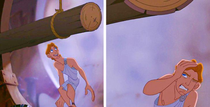 迪士尼細節