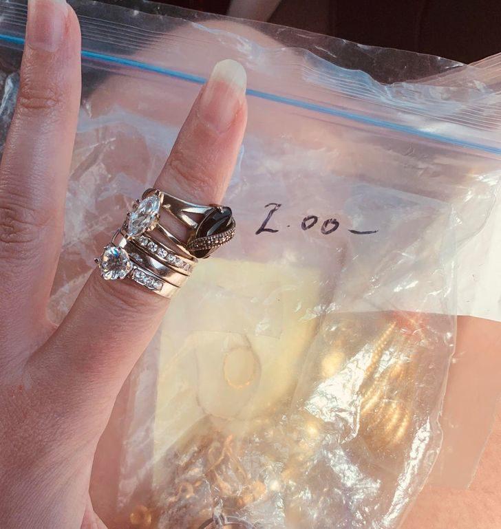 20個讓你「想衝二手店」的超划算寶物 花60挖到金戒指爽爆