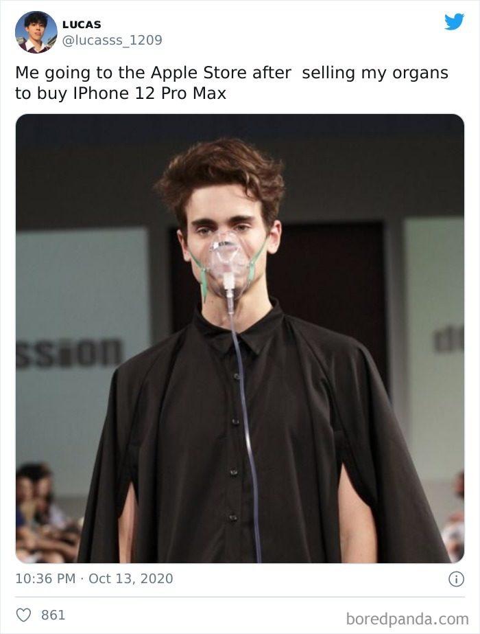 iphone12迷因