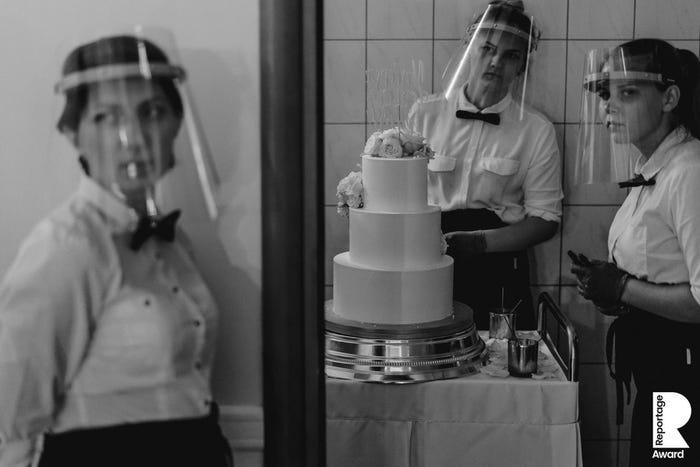 疫情下的婚禮