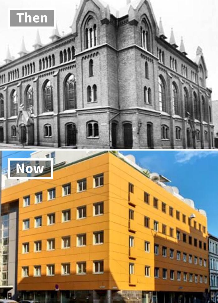 連建築美感都輸給古人?外媒選出22個老建築「修復超失敗」案例