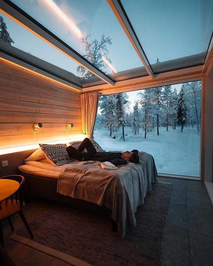23張「完美到很療癒」的現代設計 像夜景一樣的夢幻窗簾!