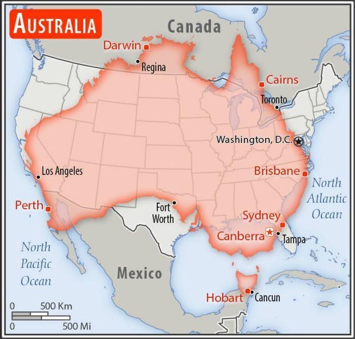 20張「顛覆你世界觀」的獨特地圖 這就是《聖經》中有提到的國家?