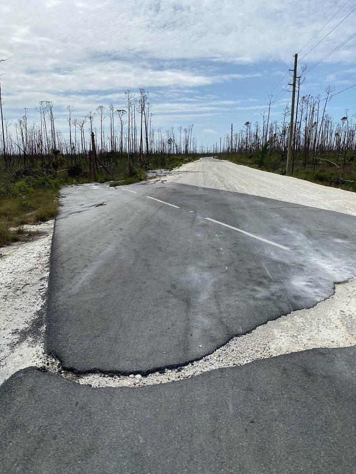 26個「你肯定想過」的奇怪問題解答 暴風能讓整片公路轉向