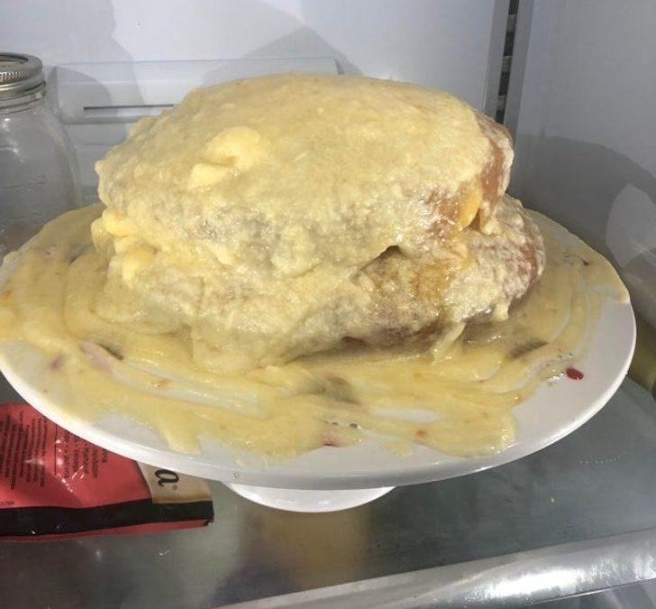 17個廚房悲劇 想做「土司夾蛋」直接出現惡魔之眼