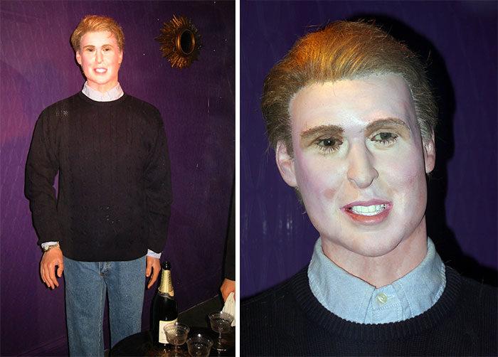 史上最糟蠟像館 把「貝克漢→小混混」、黛安娜王妃直接老20歲
