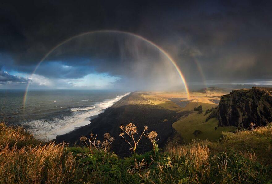 來自天氣的威力!2020年最佳「天氣攝影」出爐 像怪物的雨雲太可怕