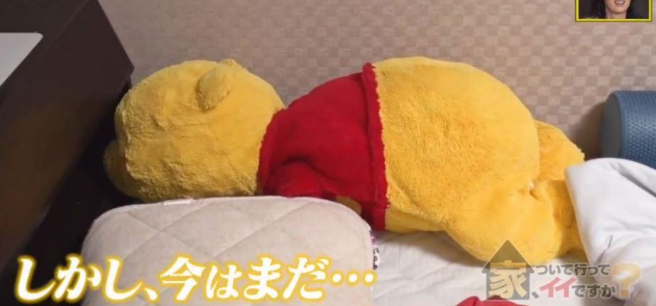 猛男「抱維尼熊睡覺」反差太大 曝光「心酸真相」讓人想嫁了