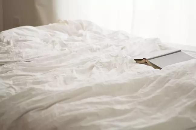 統計發現3成民眾「一年洗床單一次」...連內褲都不會每天換!