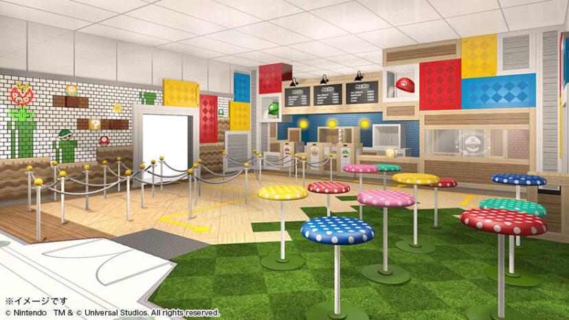 超夢幻「瑪利歐世界」2021年開幕 限定咖啡店「主題周邊」率先開放!