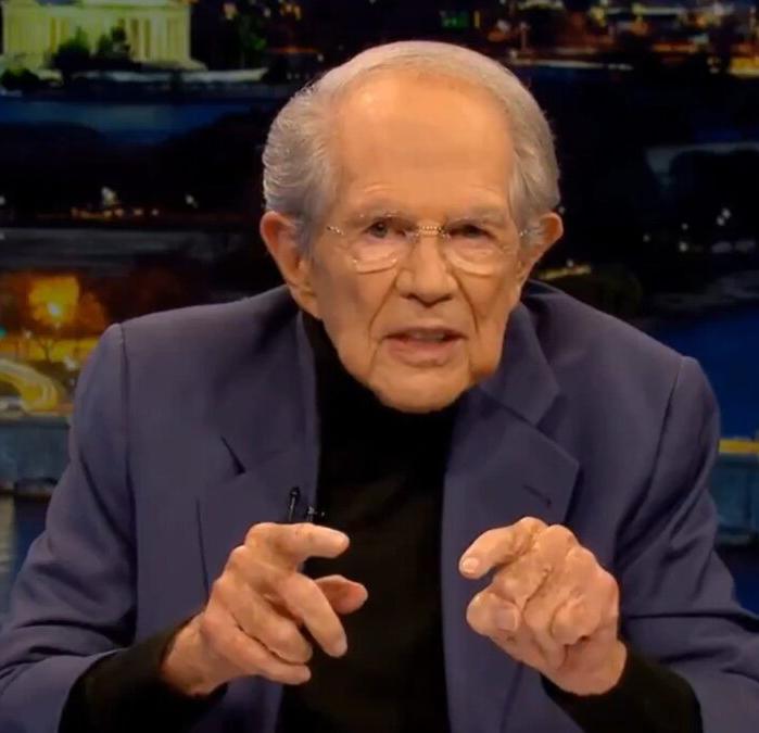 佈道家稱上帝告訴他「川普將連任」!預言5年後地球被撞:人類滅絕