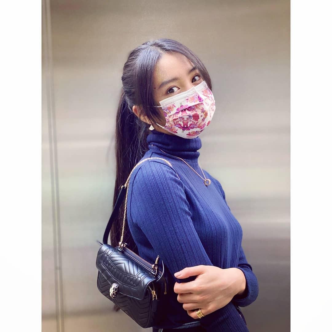 發文提台灣!木村拓哉女兒「22字大讚中衛口罩」 可惜超美款式只送不售