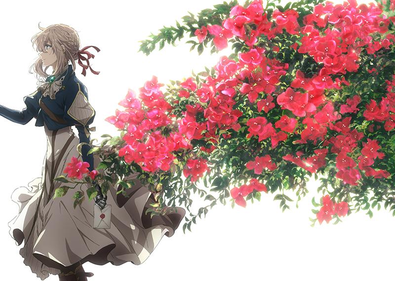 《紫羅蘭永恆花園電影版》:請變得更坦率吧|影評