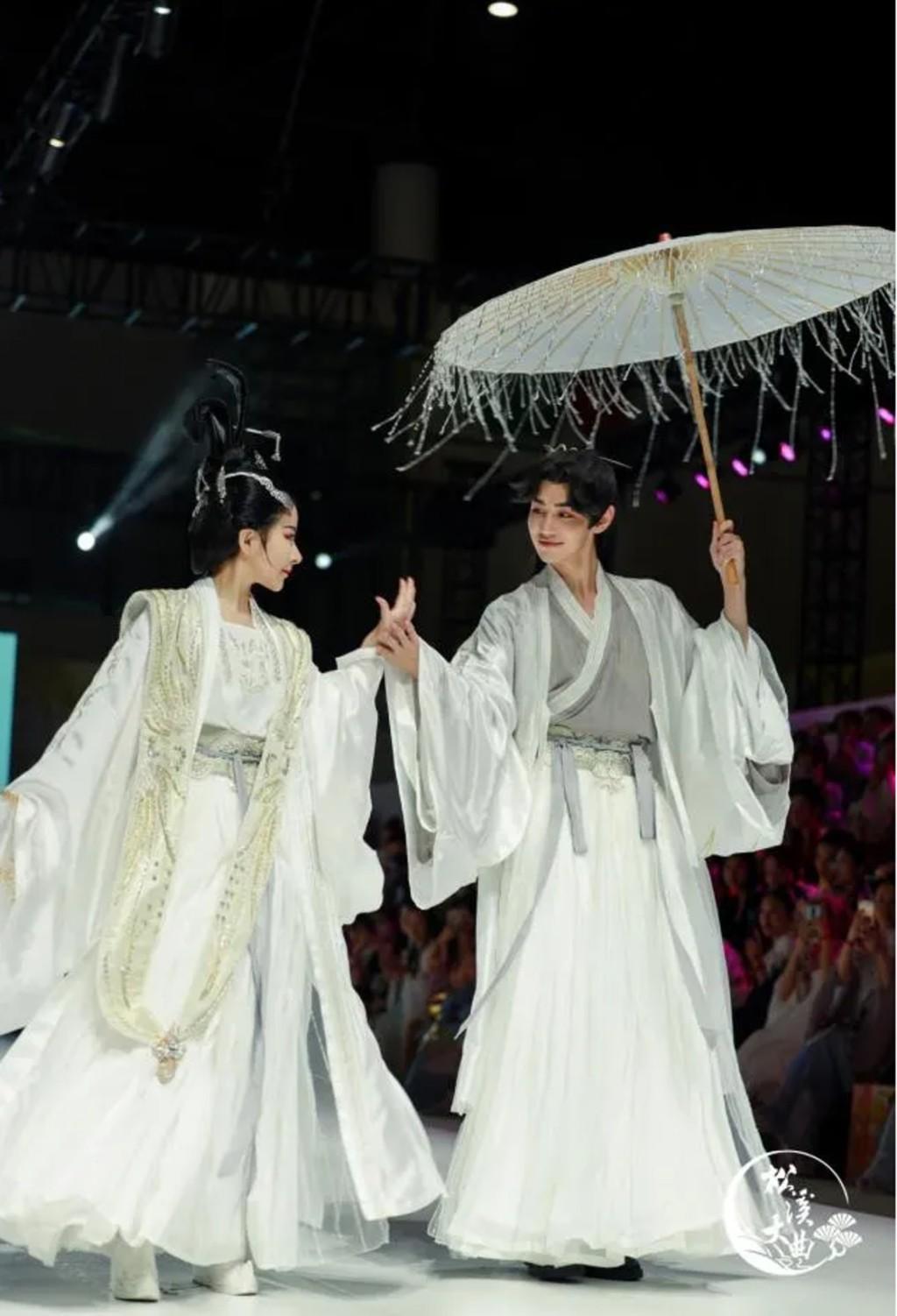 漢服時尚爆紅!2020年最驚豔漢服走秀